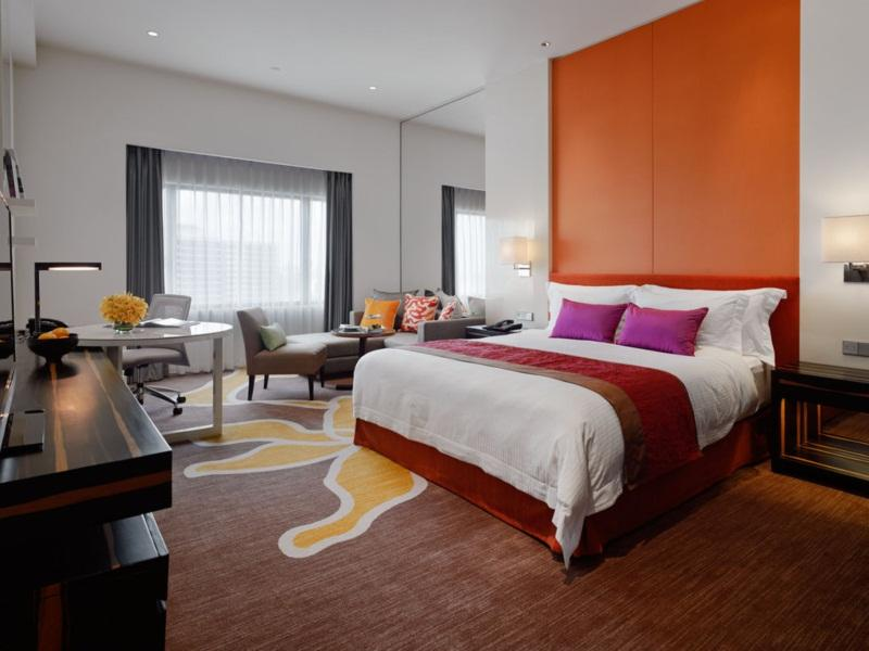 クラウンプラザ バンコク ルンピニーパーク (Crowne Plaza Bangkok Lumpini Park Hotel)