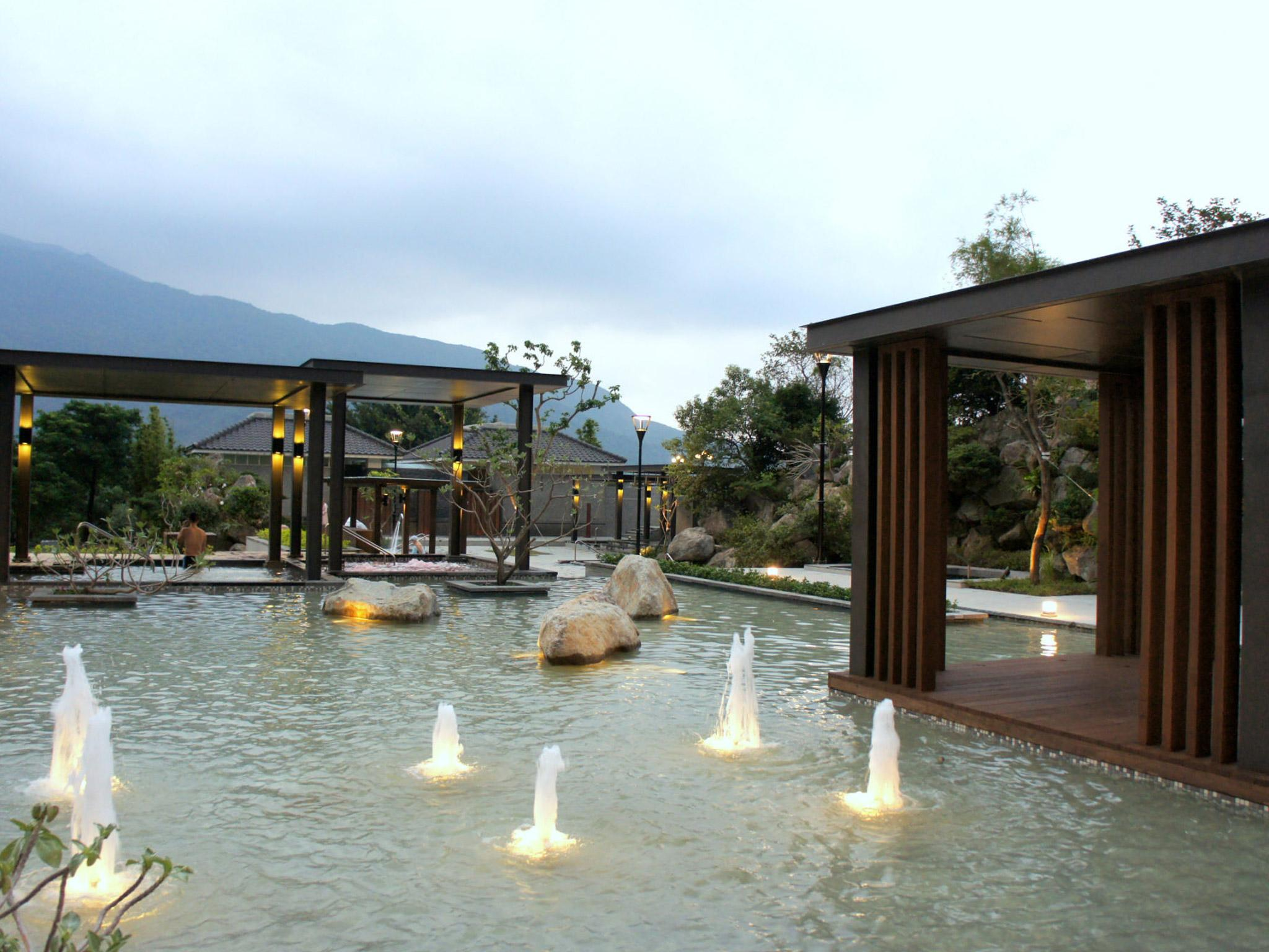 阳明山天籁度假酒店 (yang ming shan tien lai resort & spa)