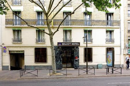 photo of Best Western Select Hotel (Paris, France)
