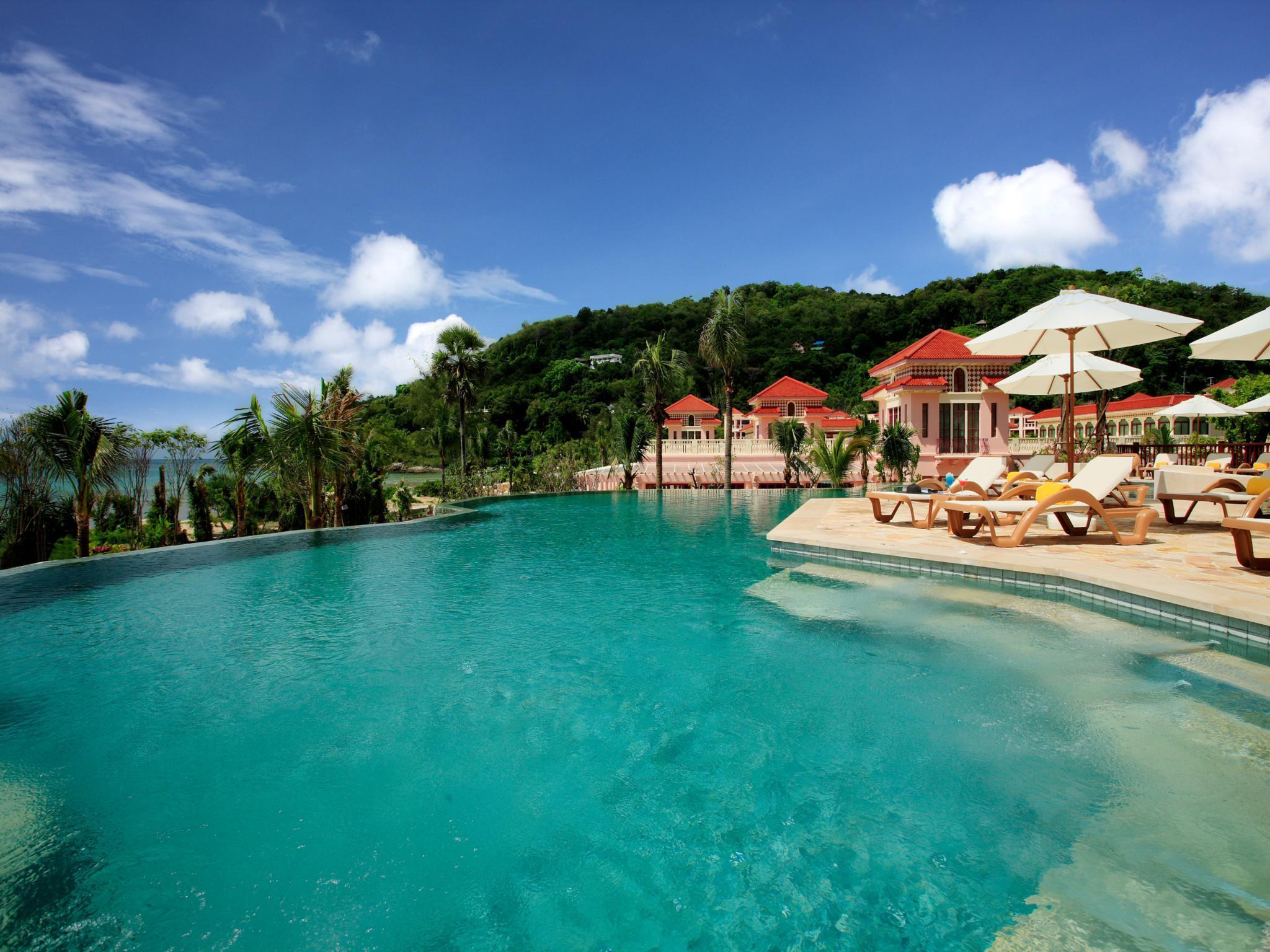普吉岛普吉岛森塔拉海滩度假酒店