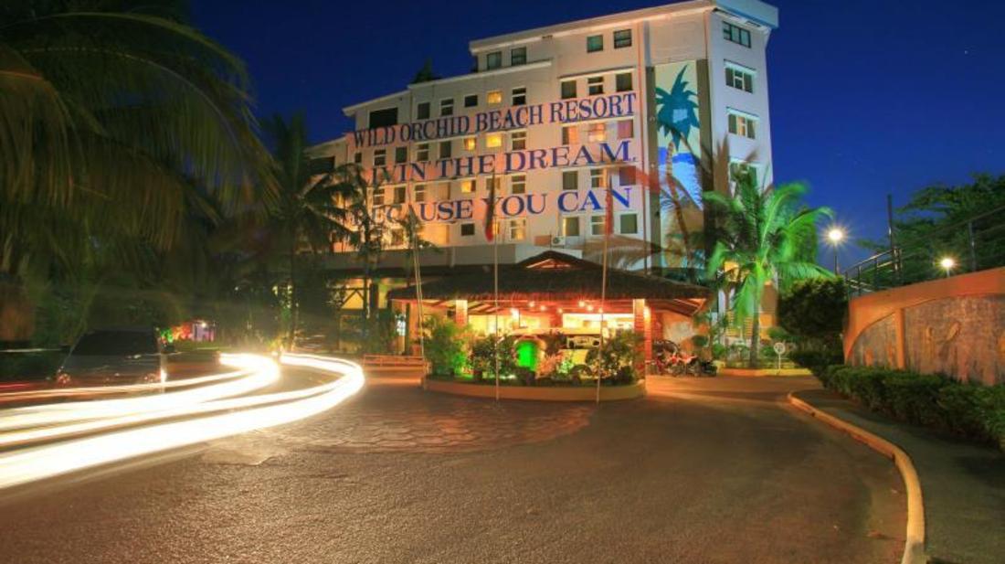 Wild Orchid Beach Resort Subic Zambales Philippines