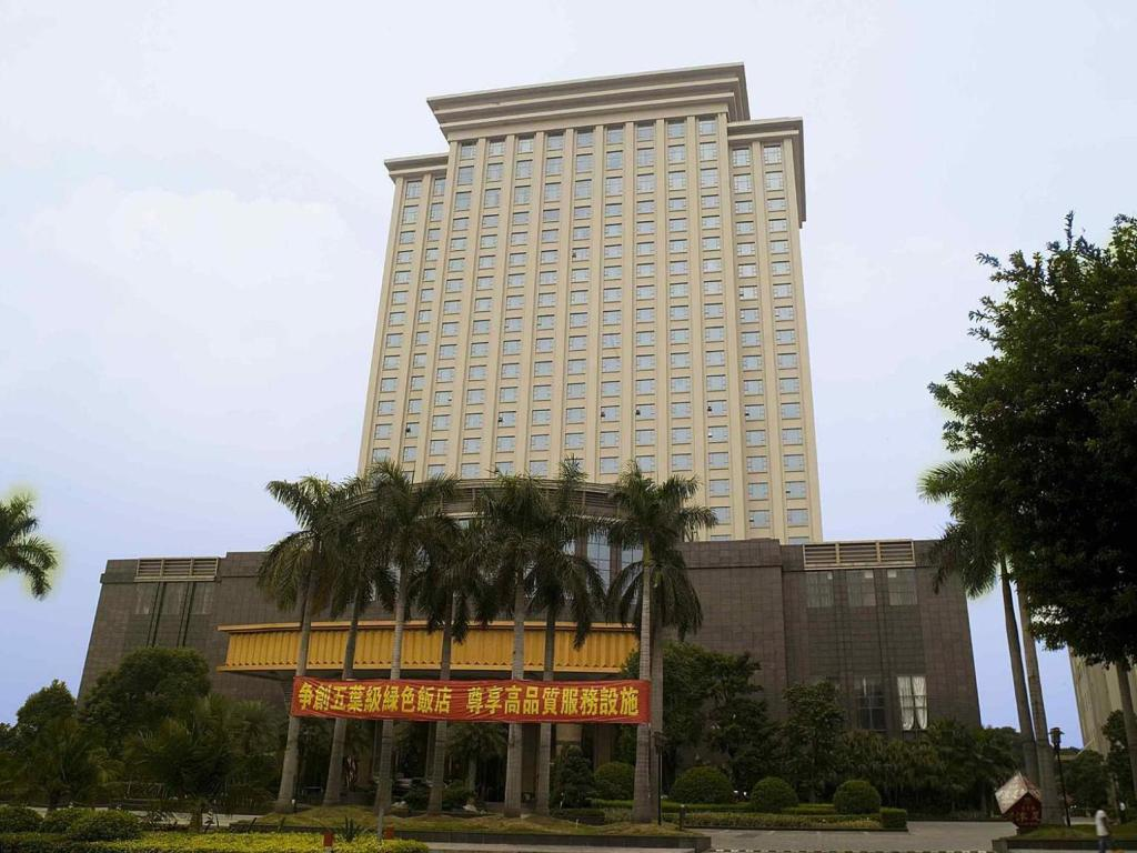 Best Price on Victory International Hotel in Dongguan + Reviews