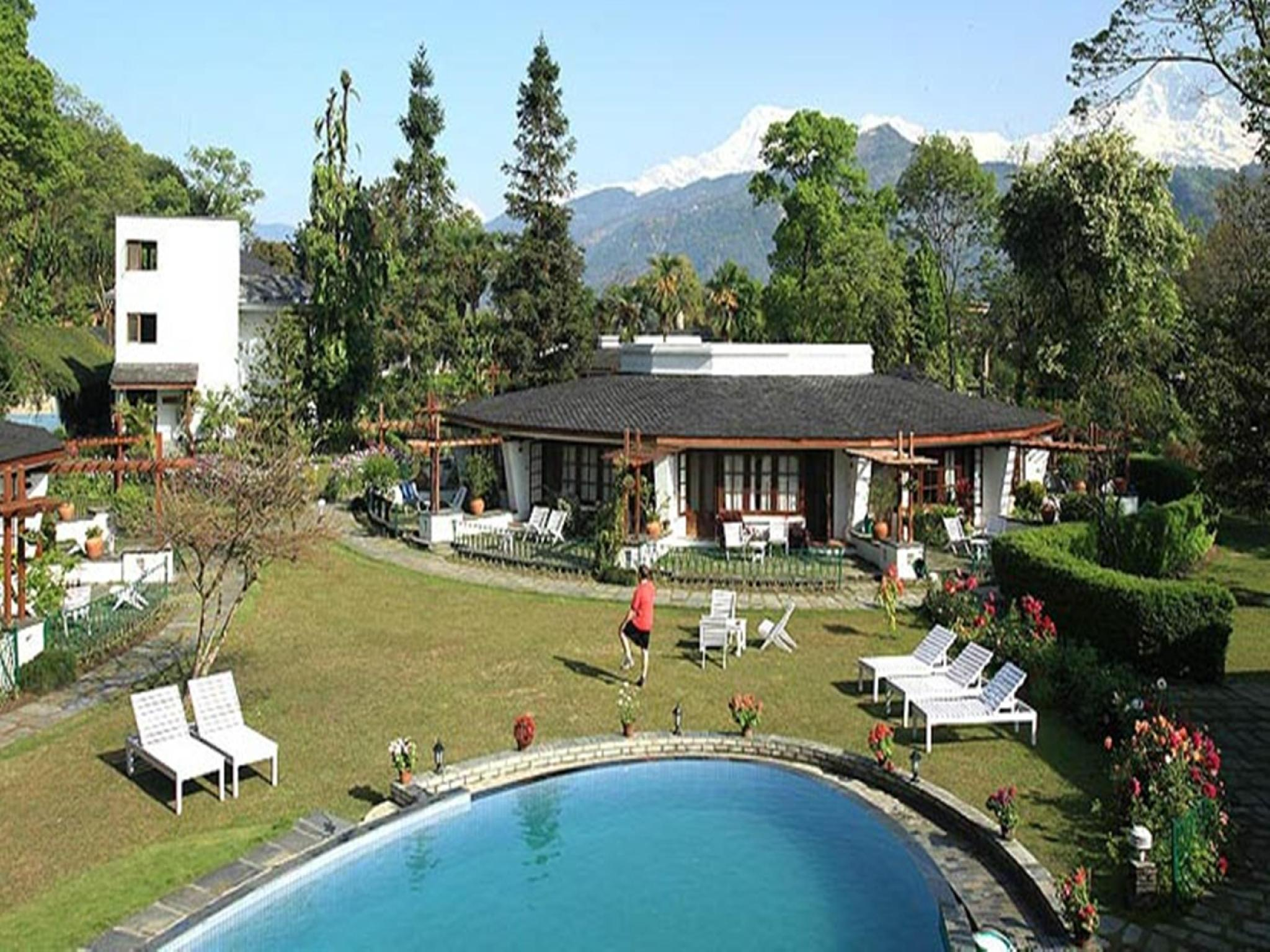 Fishtail Lodge Pokhara Phewa Lake Hotels Special Hotel Reservation For Hotels In Nepal