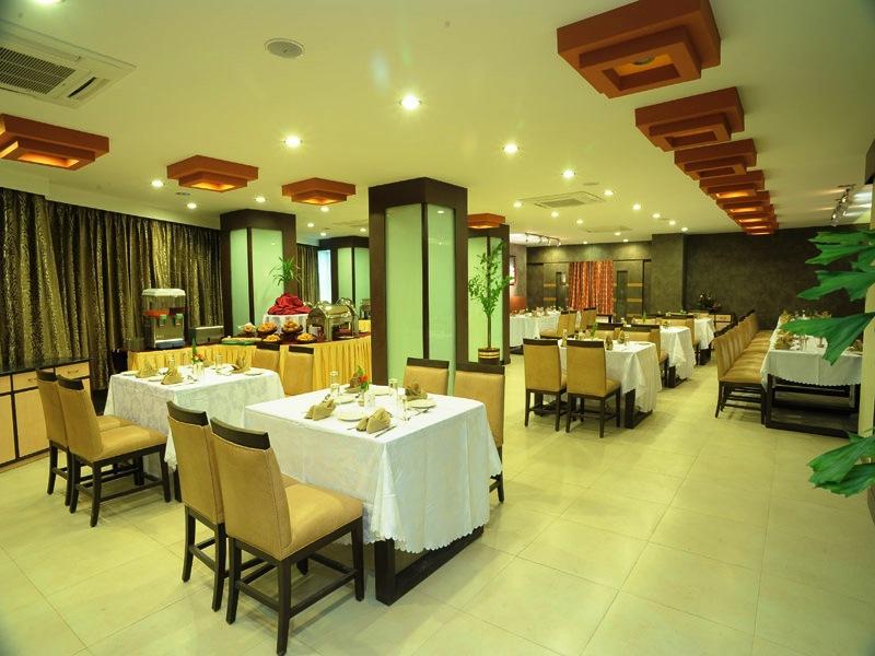 Hotel Indreni Himalaya - Restaurant