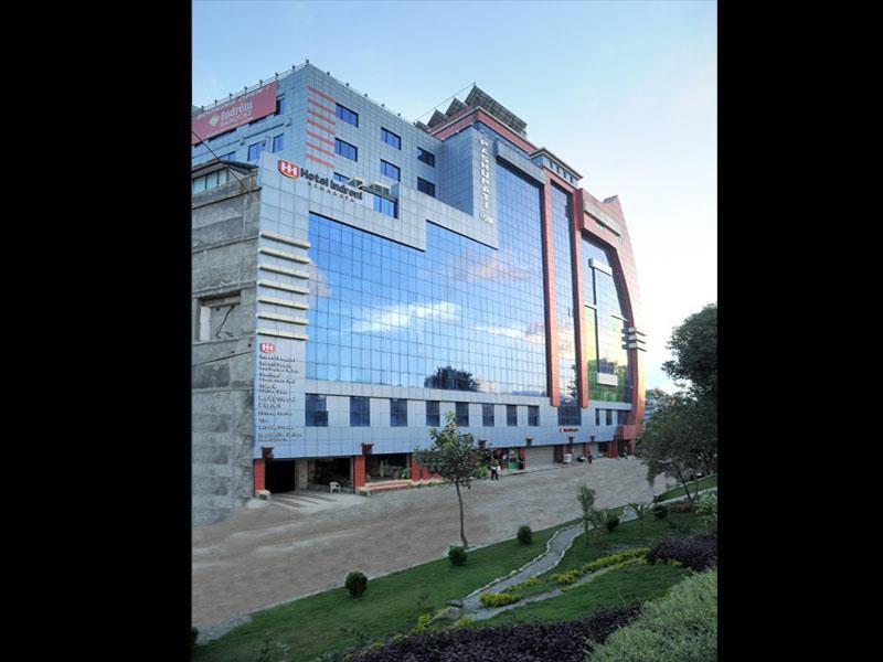 Hotel Indreni Himalaya - Hotel Exterior