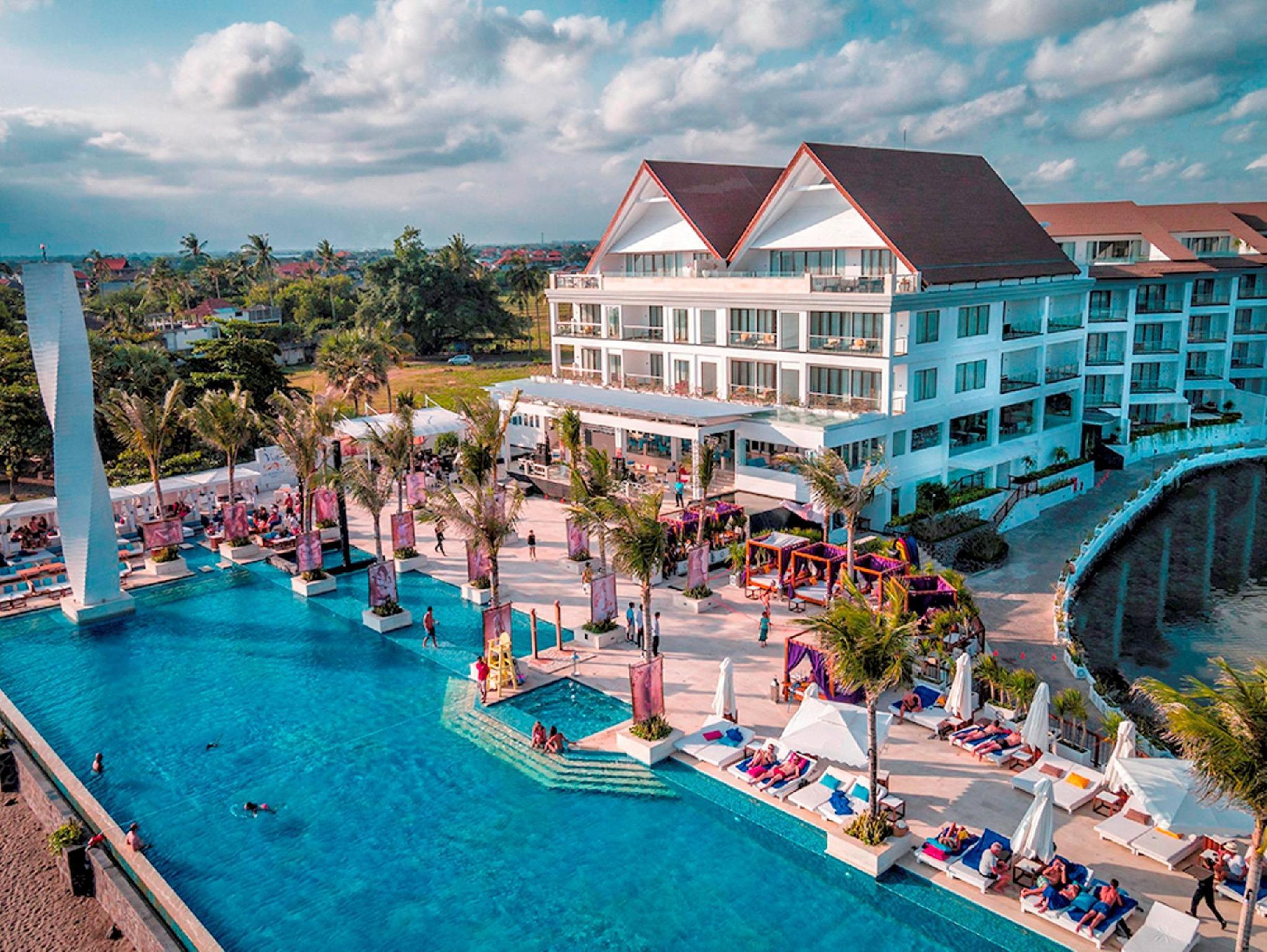 巴厘岛lv8度假酒店 (lv8 resort hotel) - agoda 网上
