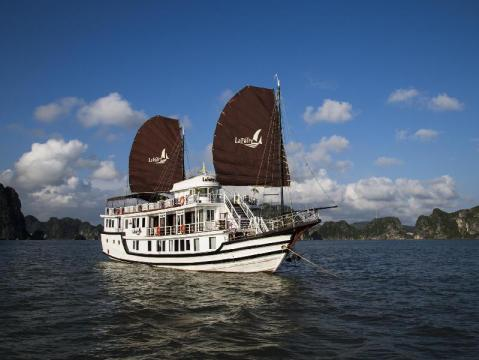 LaFairy Sails - Best Halong Bay Cruise