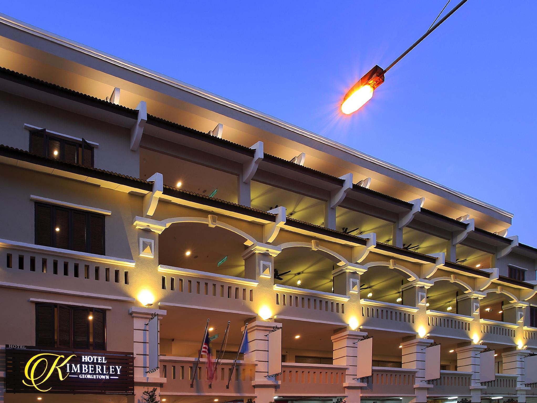 Kimberley Hotel Georgetown Penang Promo Terbaru 2020 Rp 283251