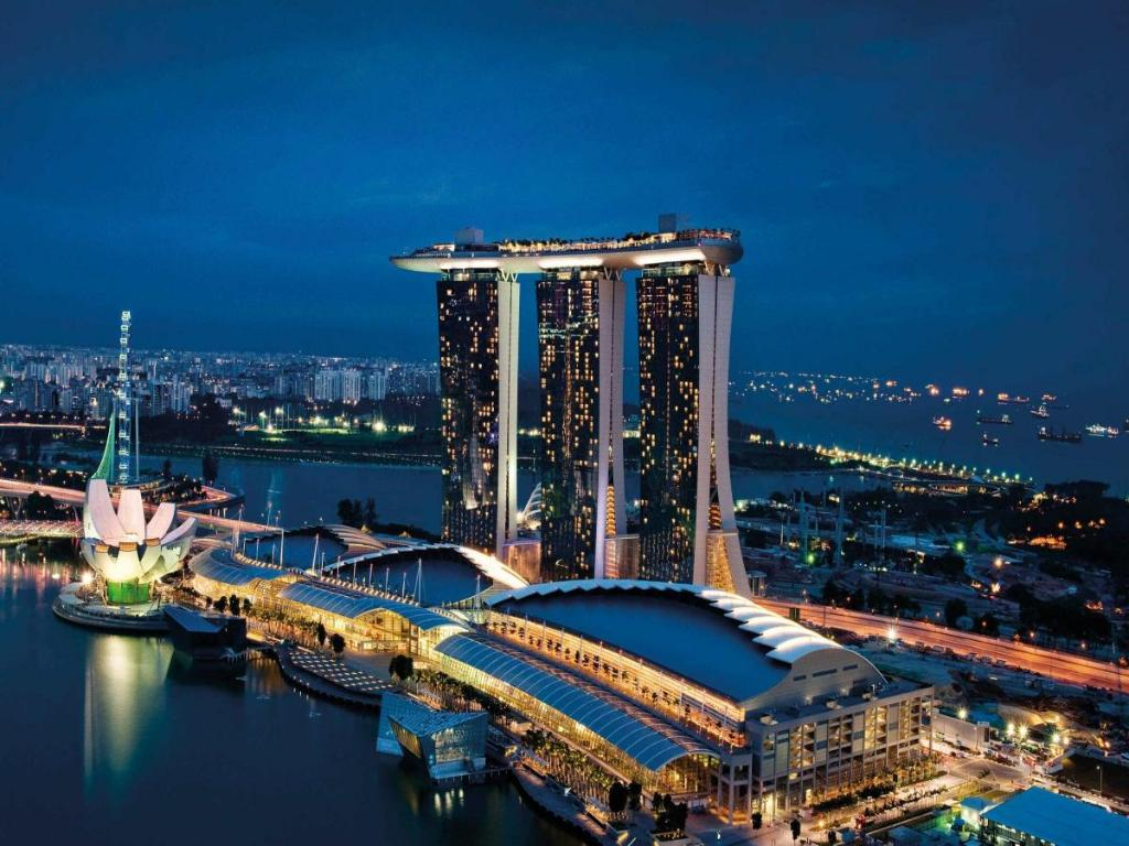 Premier Room vs Deluxe Room - Review of Marina Bay Sands