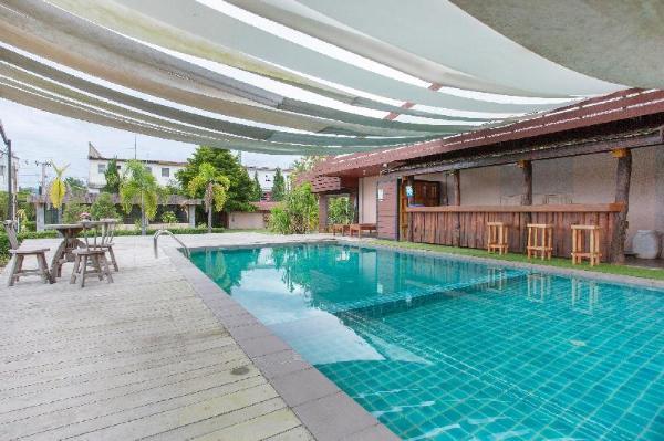 OYO 1041 Palm Hug Resort แม่สรวย/เวียงป่าเป้า
