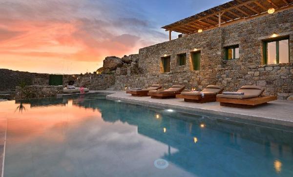 Luxury Villa Olympio w/Private Pool Mykonos