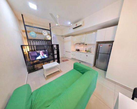 Shah Alam   Suria Jelutong One-Bedroom Cozy Studio Shah Alam