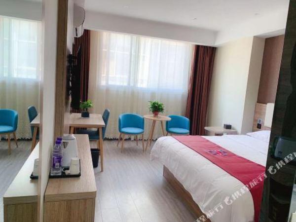 π Hotel (Fuping Binyang Avenue) Weinan