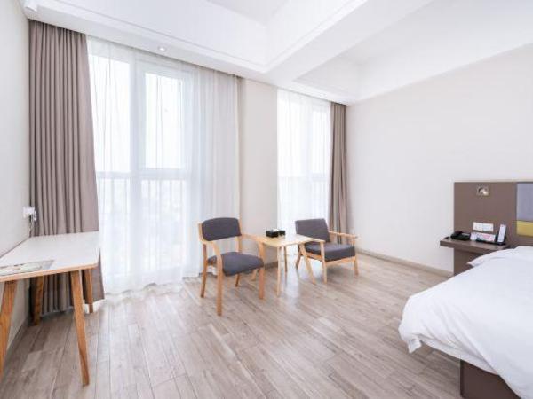 Ripple Hotel (Xiangyang Kangle Road, Kaihuang Plaza) Xianyang