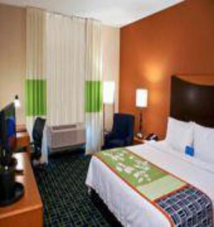 Fairfield Inn and Suites Fort Lauderdale Airport Fort Lauderdale